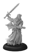 Morrowan Battle Priest Order of Illumination Weapon Attachment (metal)